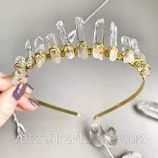 Кольцо с цирконами - R2487