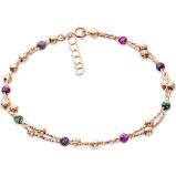 Кольцо с эмалью - 54660
