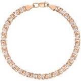 Кольцо с фианитами - 3-007