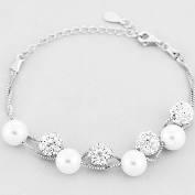 Кольцо с фианитами - 4-005