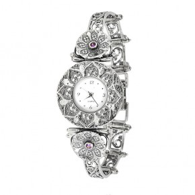 Часы с аметистом - SAW508