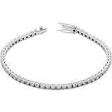 Кольцо с эмалью и фианитами - 94012328
